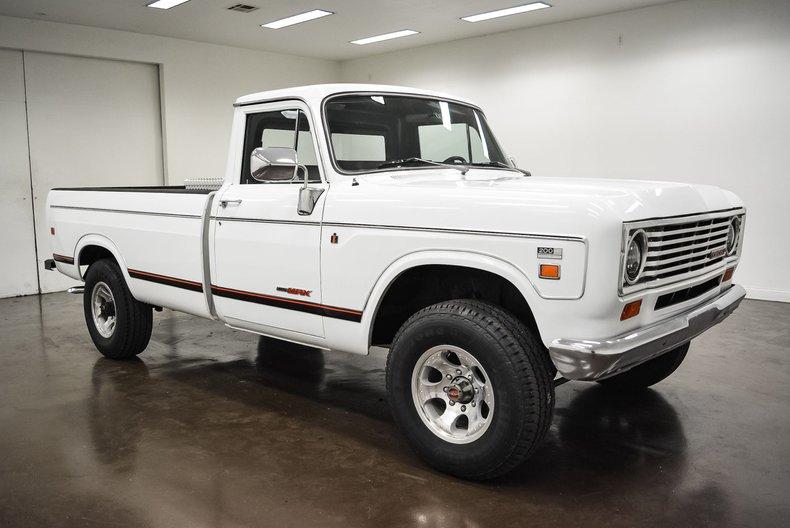 1974 International 200