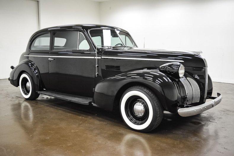 1939 Pontiac Tudor