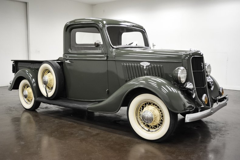 1935 Ford Pickup