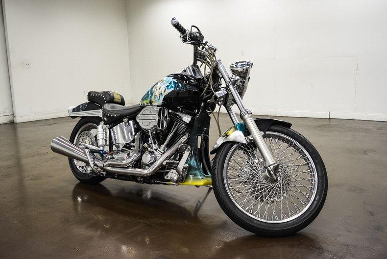 1995 Harley Davidson Softail