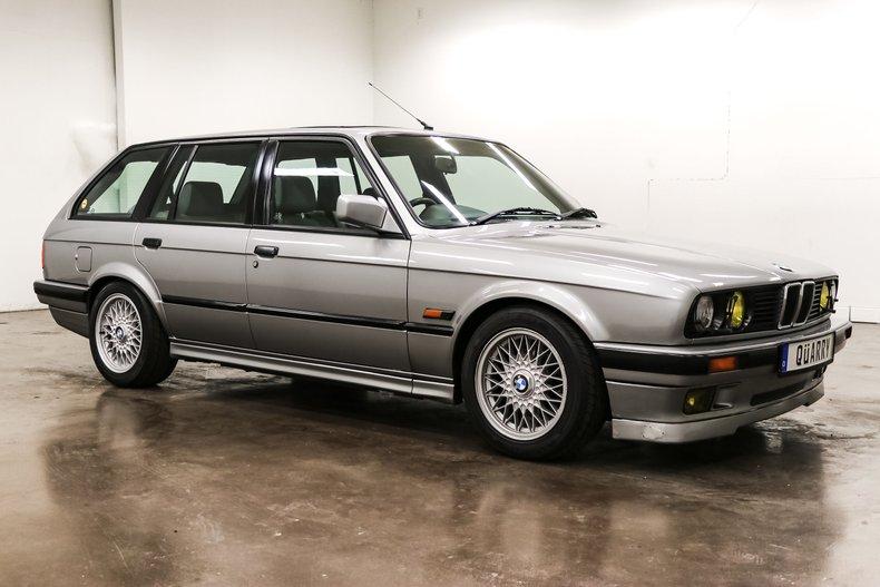 1989 BMW 320i Touring