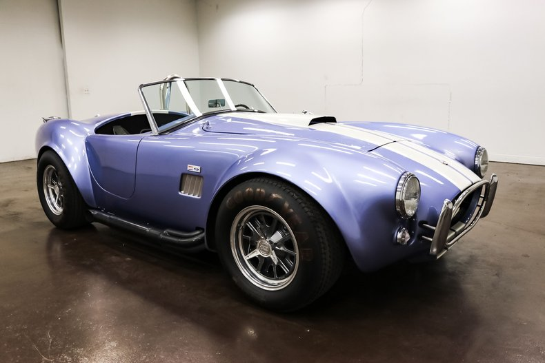 1965 Factory Five Cobra Mk 2