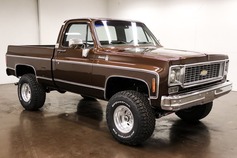 1975 Chevrolet K10