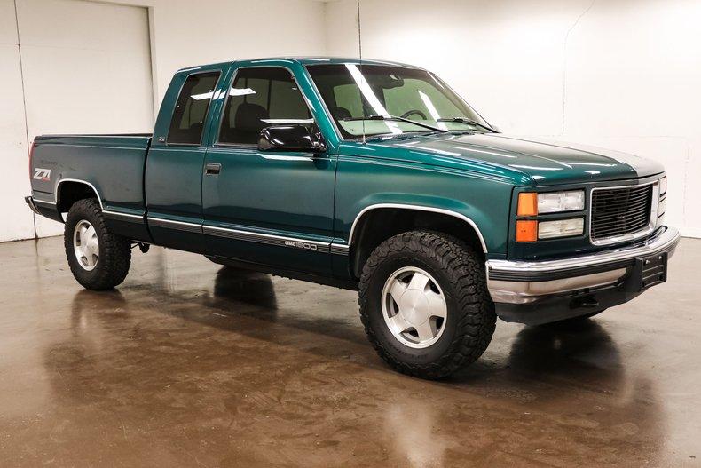 1997 GMC K1500