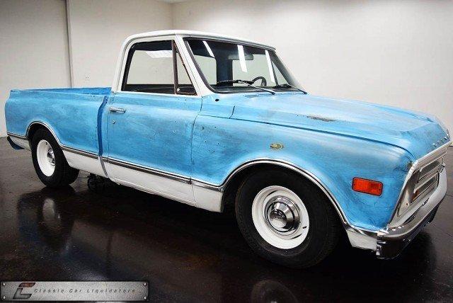 1968 Chevrolet C-10