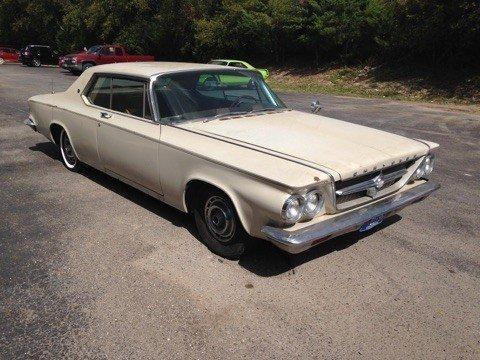 1963 Chrysler 300 Series