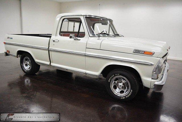 1968 Ford Ranger