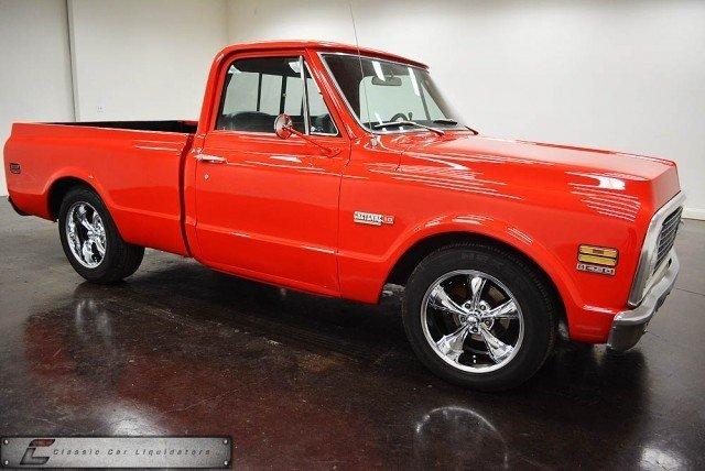 1969 Chevrolet Cheyenne
