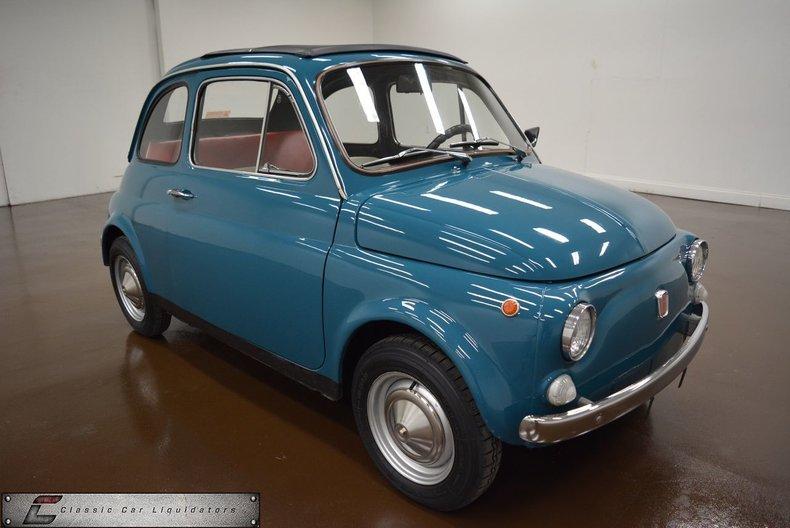 1970 Fiat Fiat 500