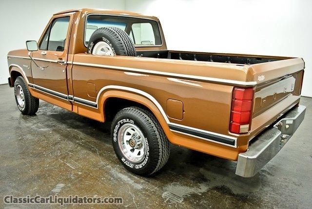 1981 Ford F150 >> 1981 Ford F 150 Classic Car Liquidators In Sherman Tx