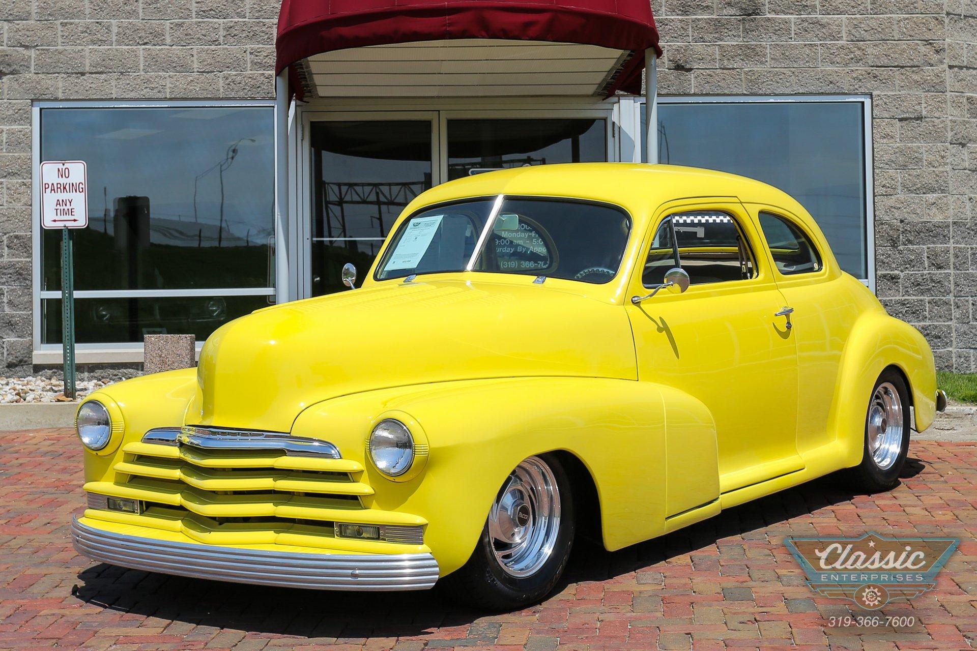 1948 Chevrolet Master