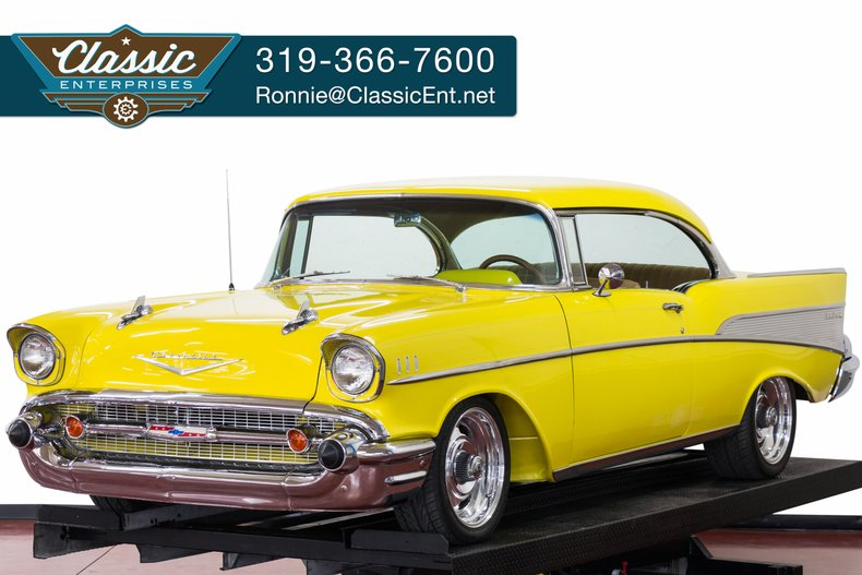 1957 Chevrolet Bel Air Classic Enterprises