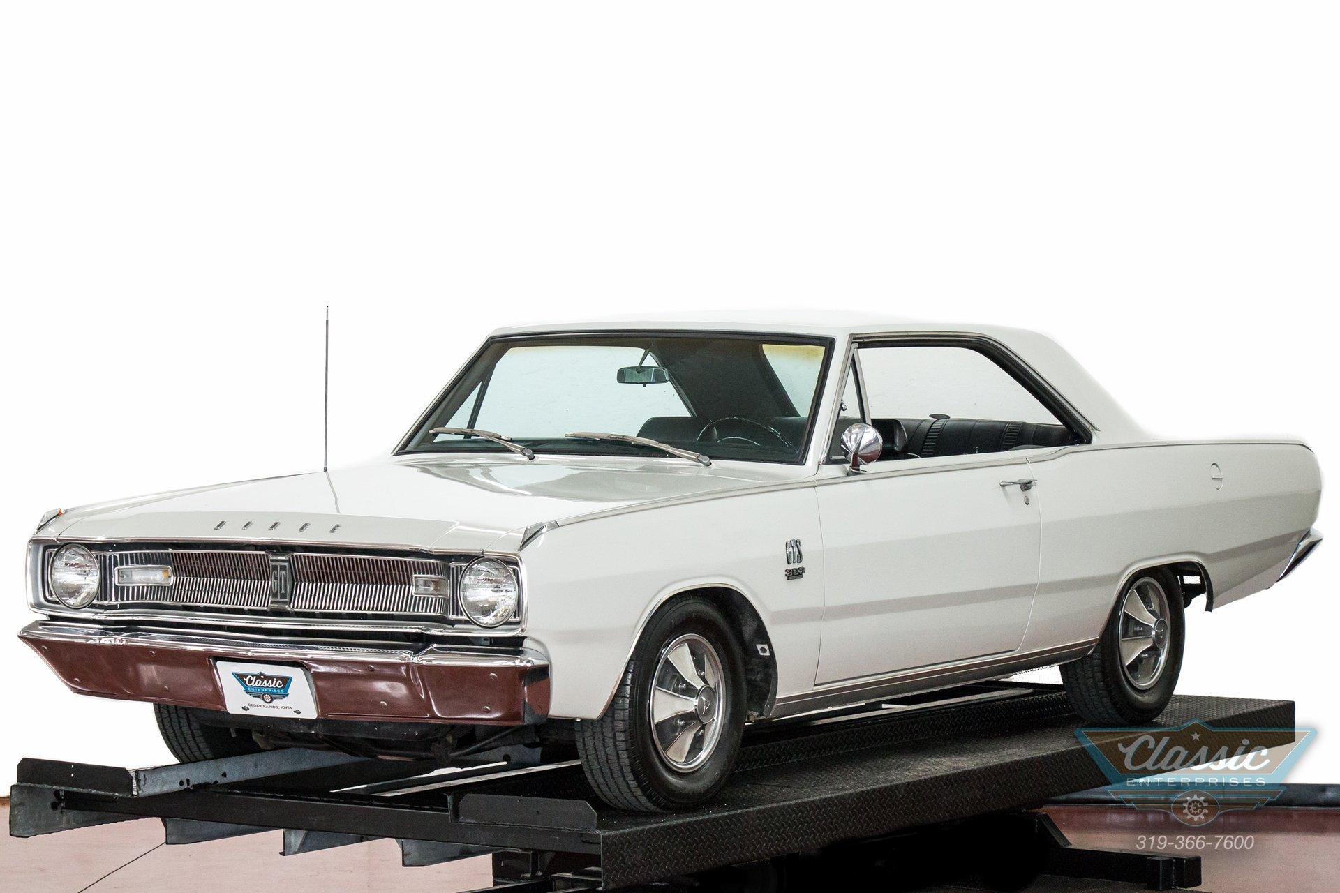 1967 Dodge Dart Duffys Classic Cars