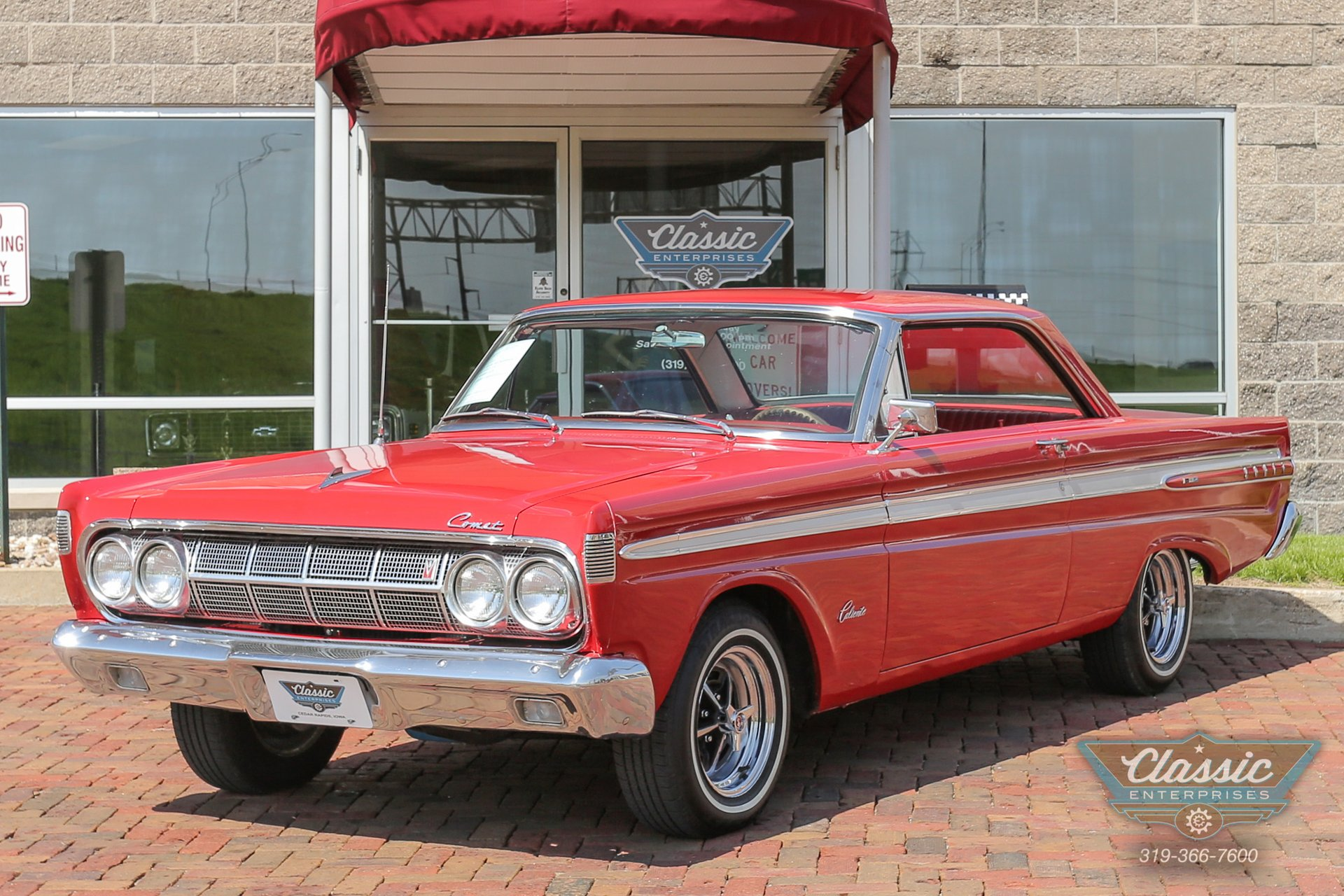 1964 Mercury Comet Caliente | Duffy's Classic Cars