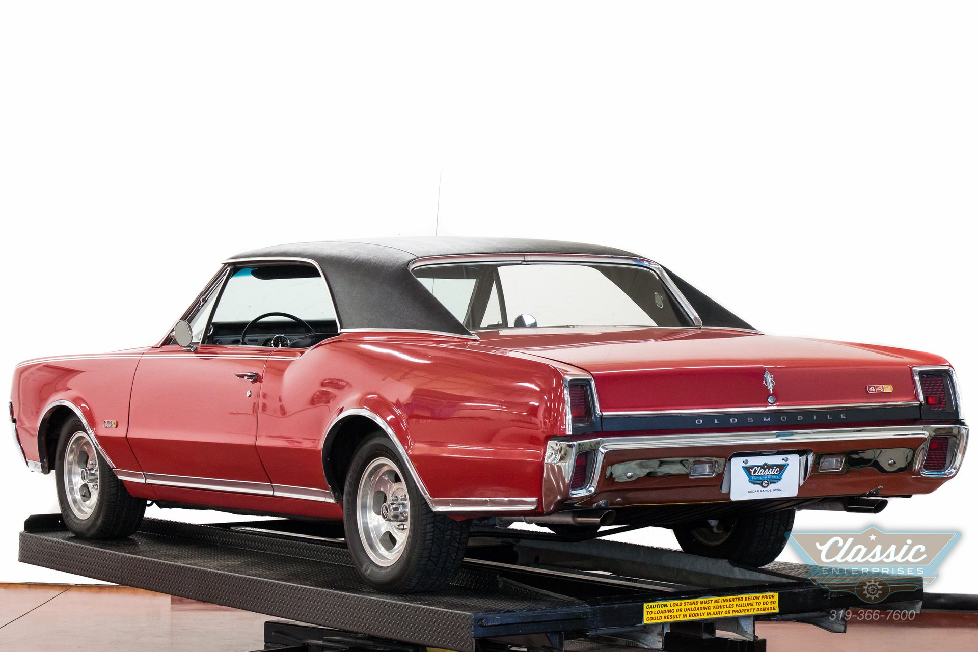 1967 Oldsmobile 442   Duffy's Classic Cars