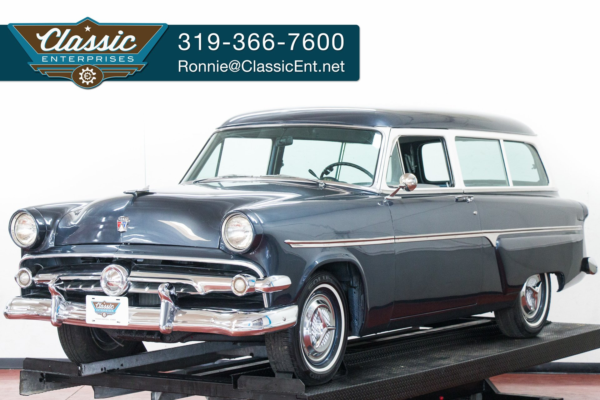 1954 Ford Ranch Wagon | Duffy's Classic Cars