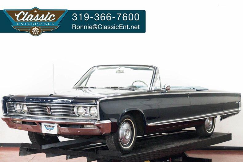 1966 Chrysler Newport | Duffy's Classic Cars