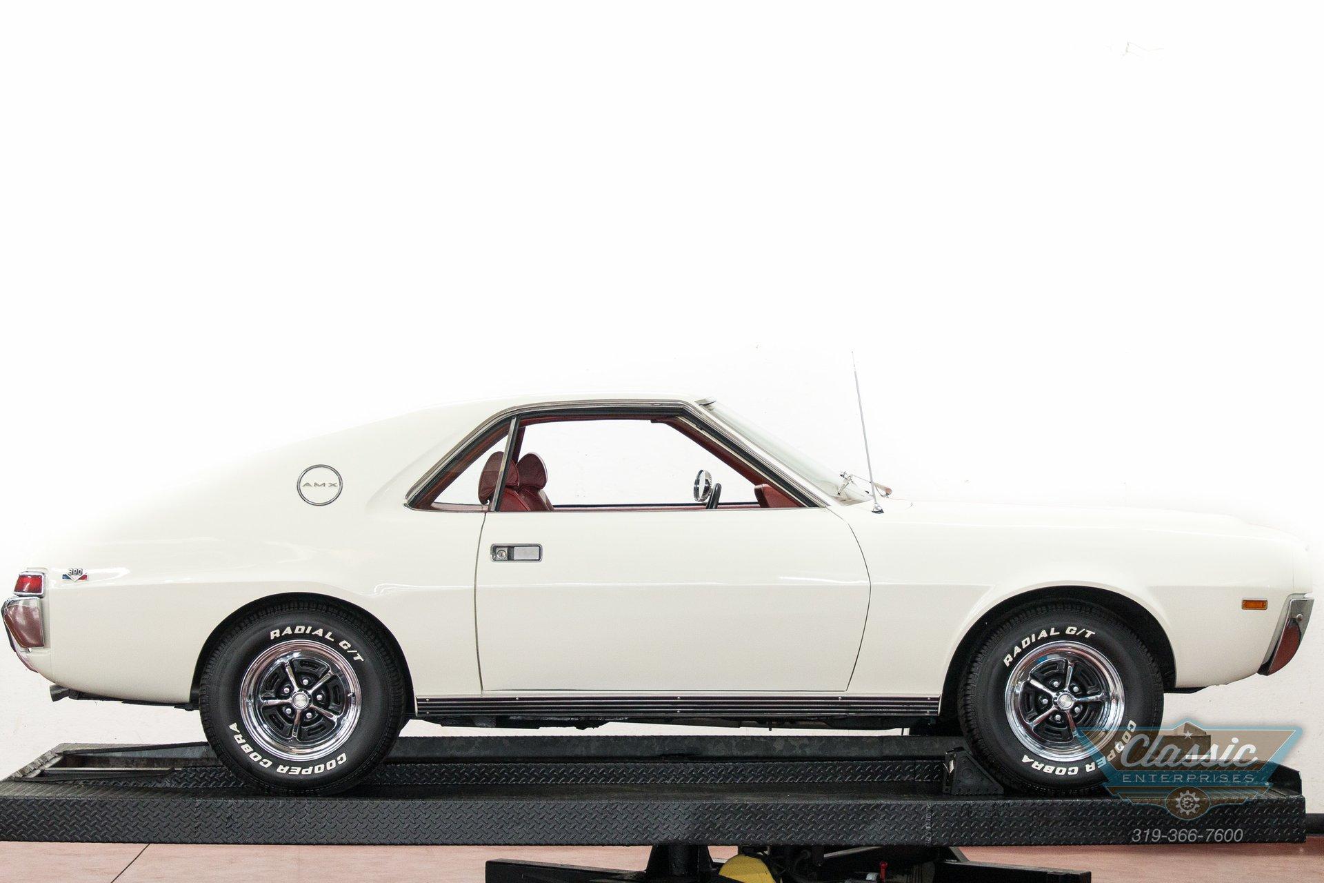 1969 AMC AMX | Duffy's Classic Cars