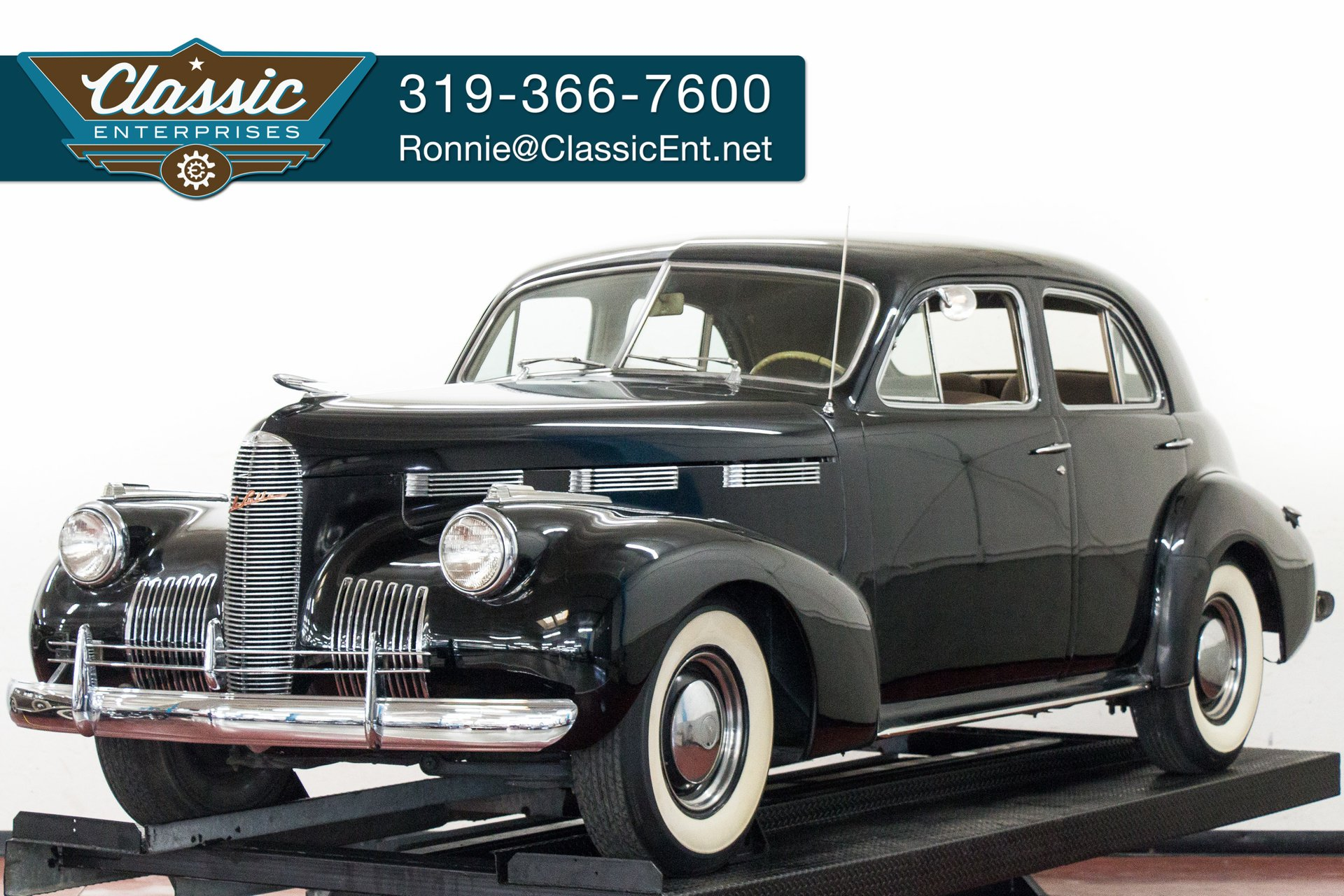 1940 Cadillac Lasalle Duffy S Classic Cars