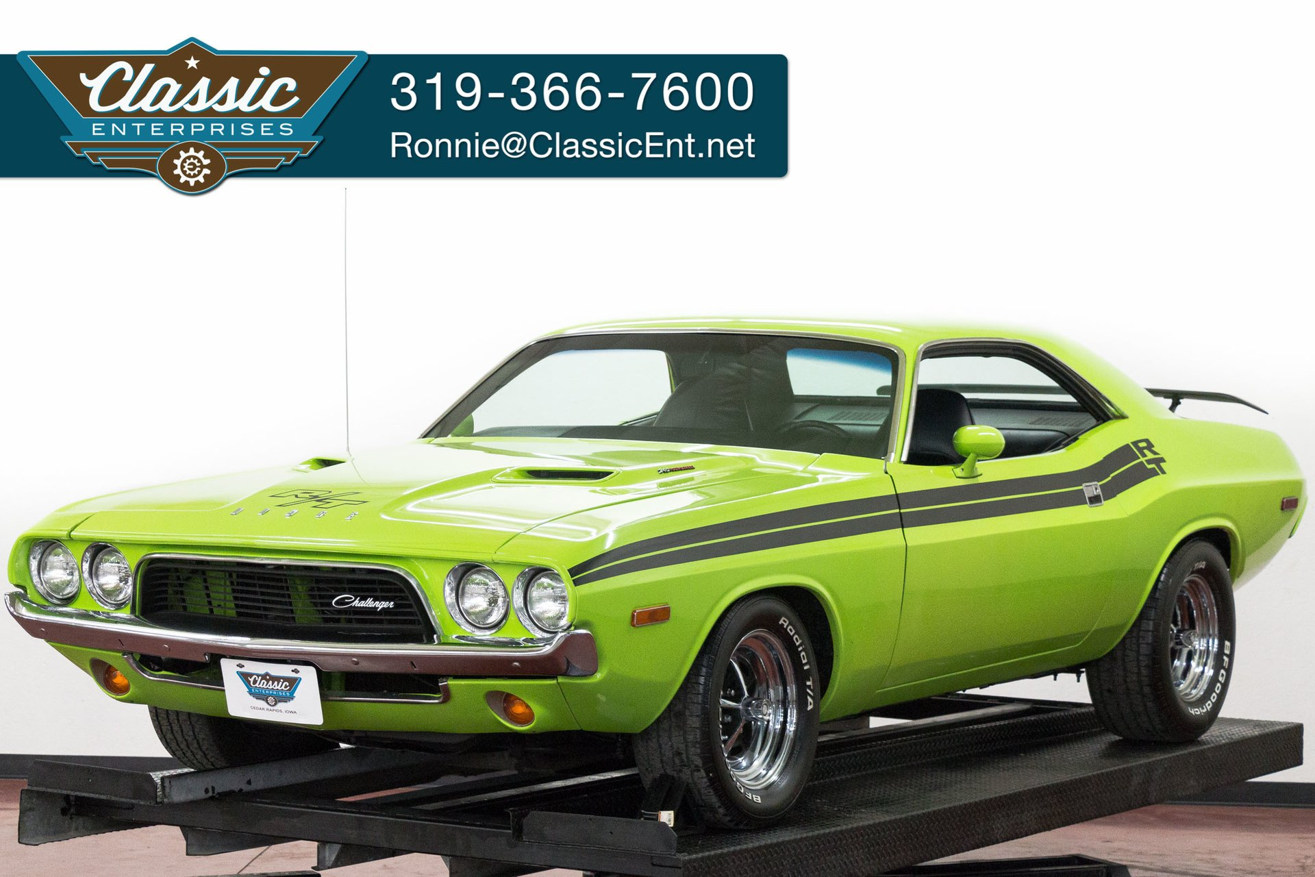 1972 Dodge Challenger Duffy S Classic Cars