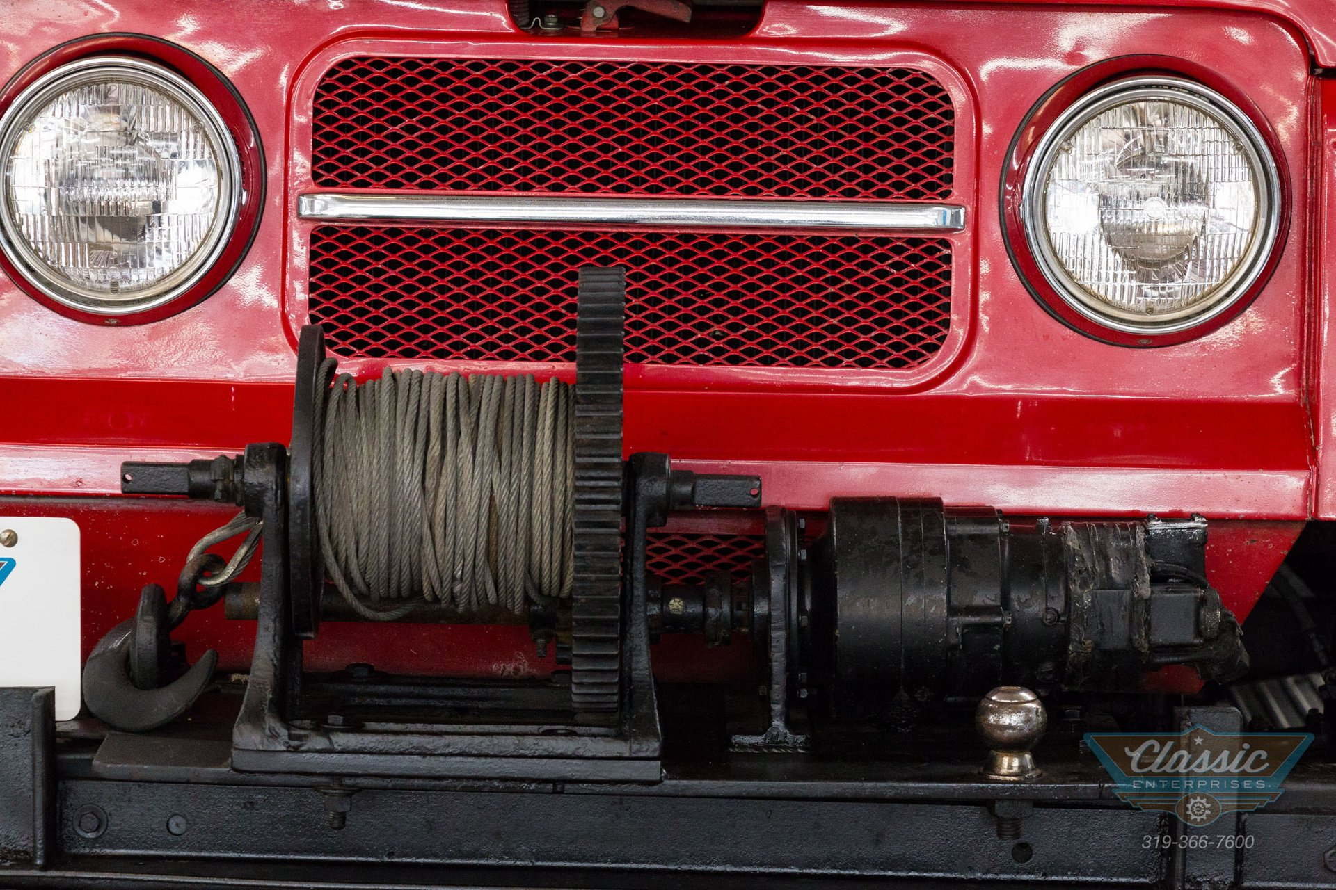 1969 Nissan Patrol | Duffy's Classic Cars
