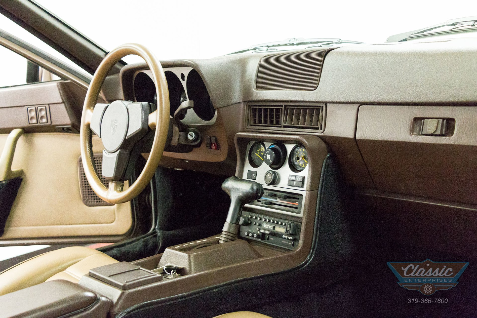 Image result for porsche 944 automatic shifter