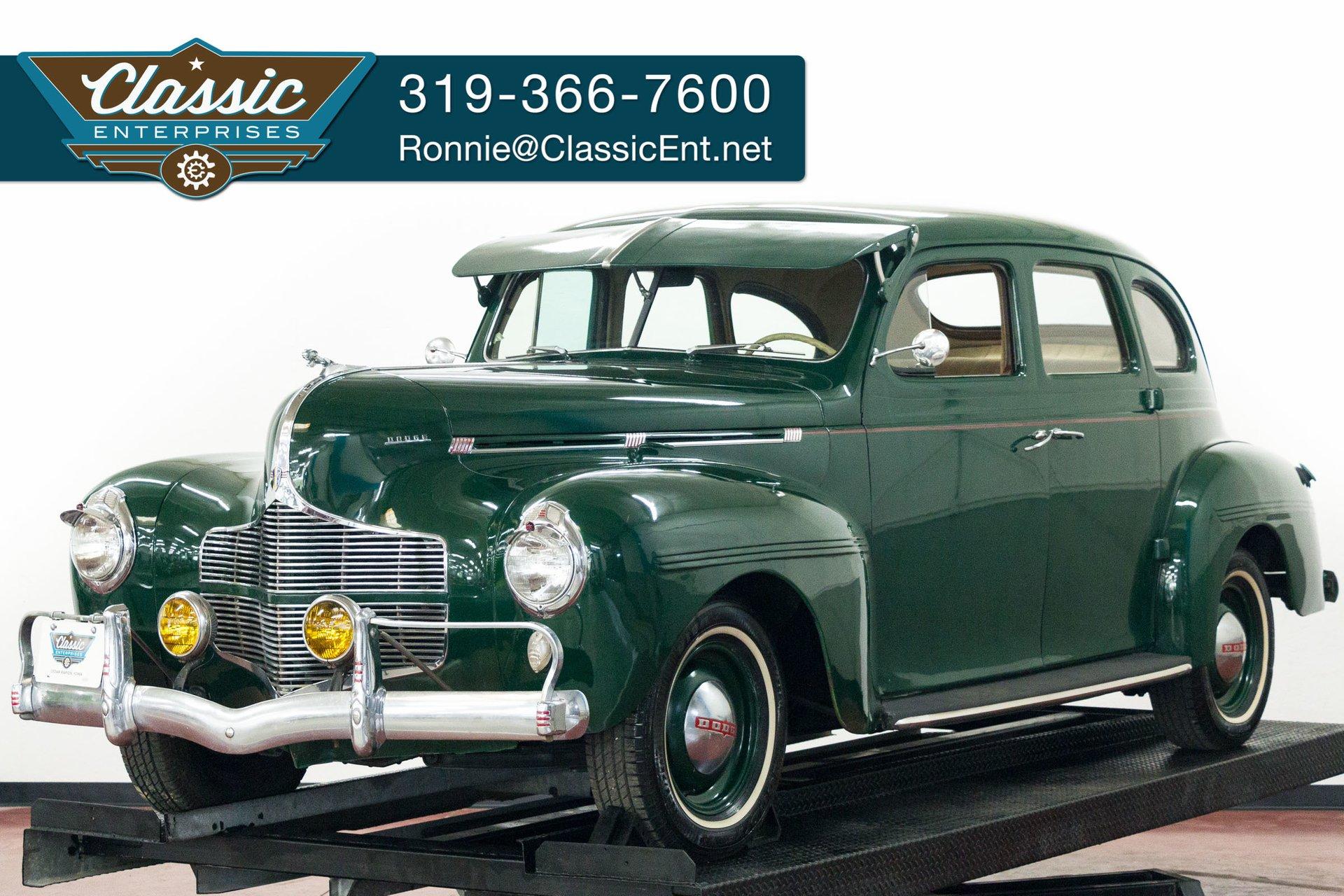 1940 Dodge D-17