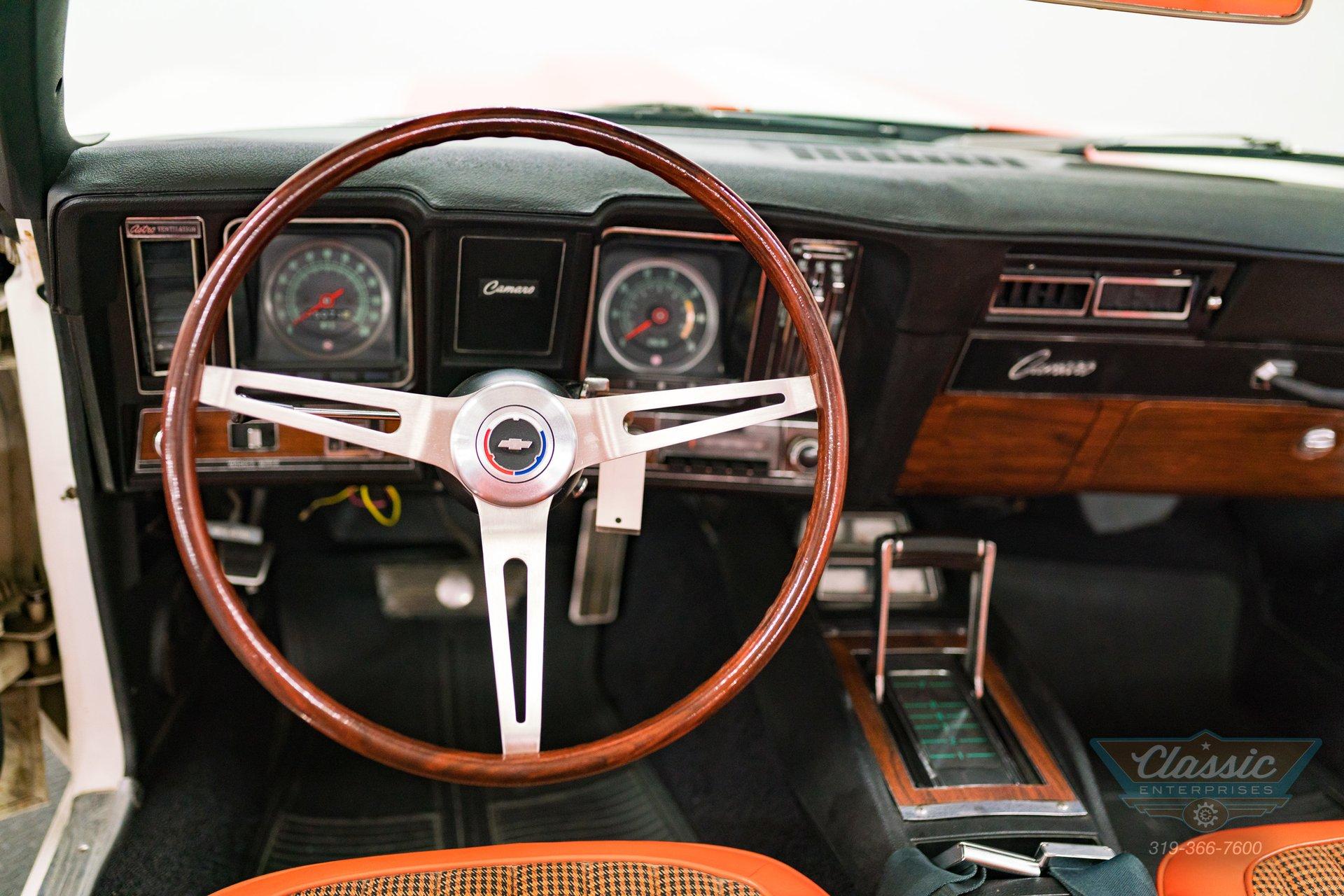 1969 Chevrolet Camaro   Duffy's Classic Cars
