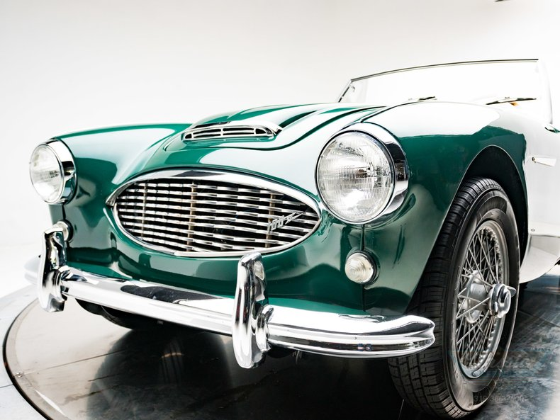 1957 Austin-Healey 100-6 For Sale