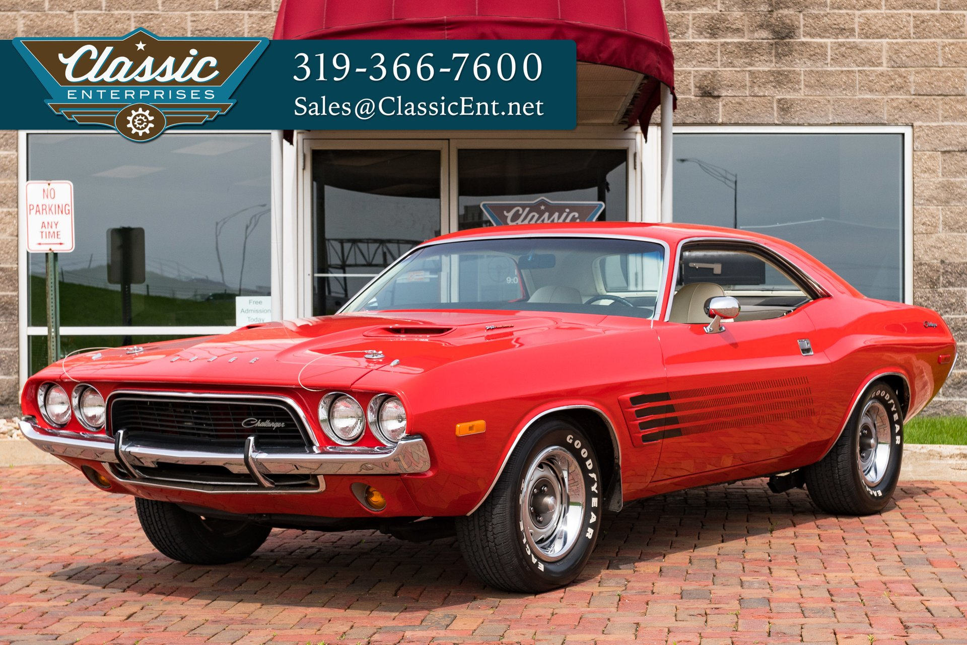 1972 Dodge Challenger >> 1972 Dodge Challenger Duffy S Classic Cars