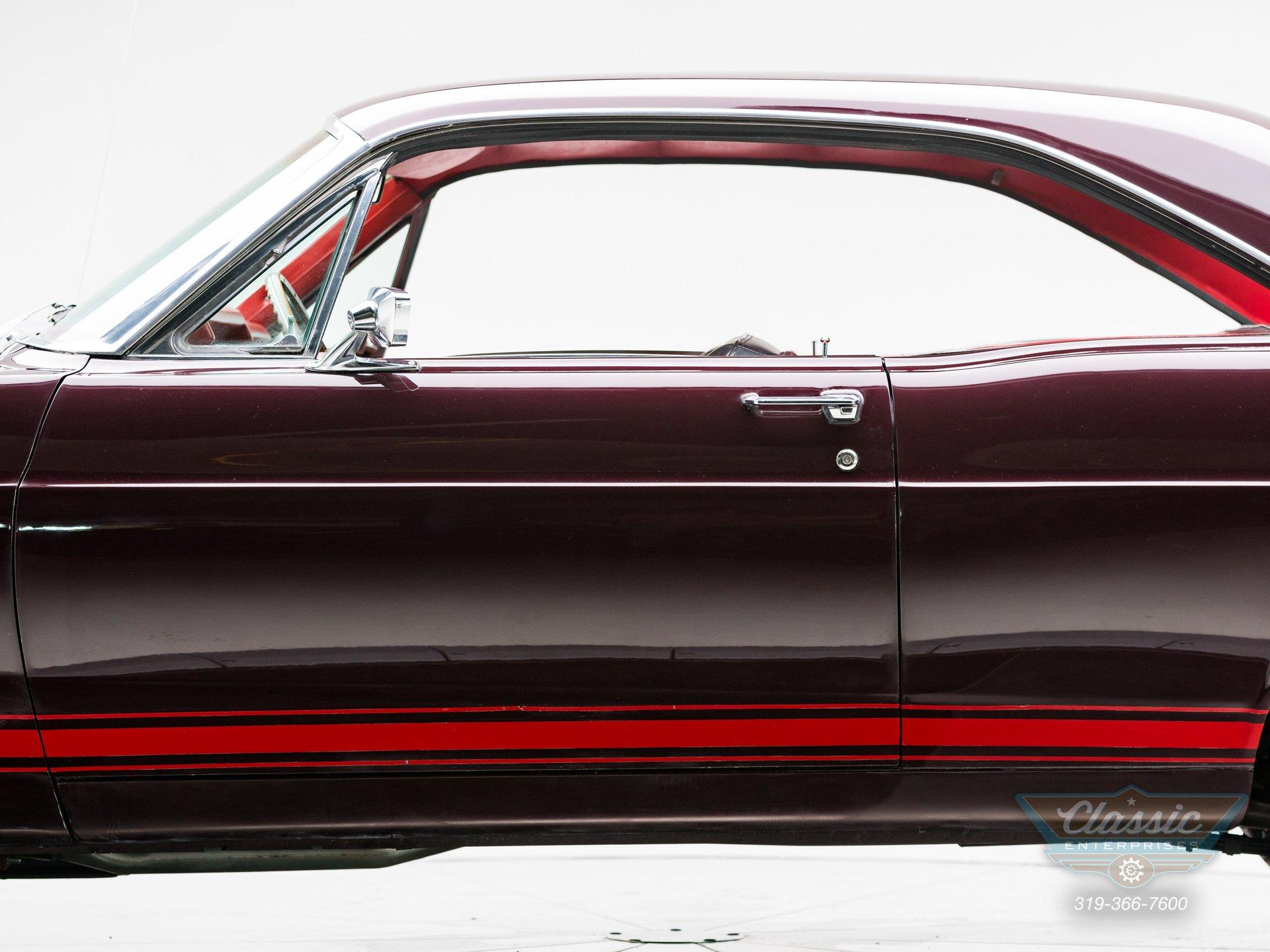 1967 Ford Fairlane GTA for sale #36680 | MCG