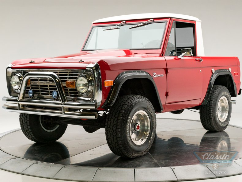 1973 Ford Bronco For Sale