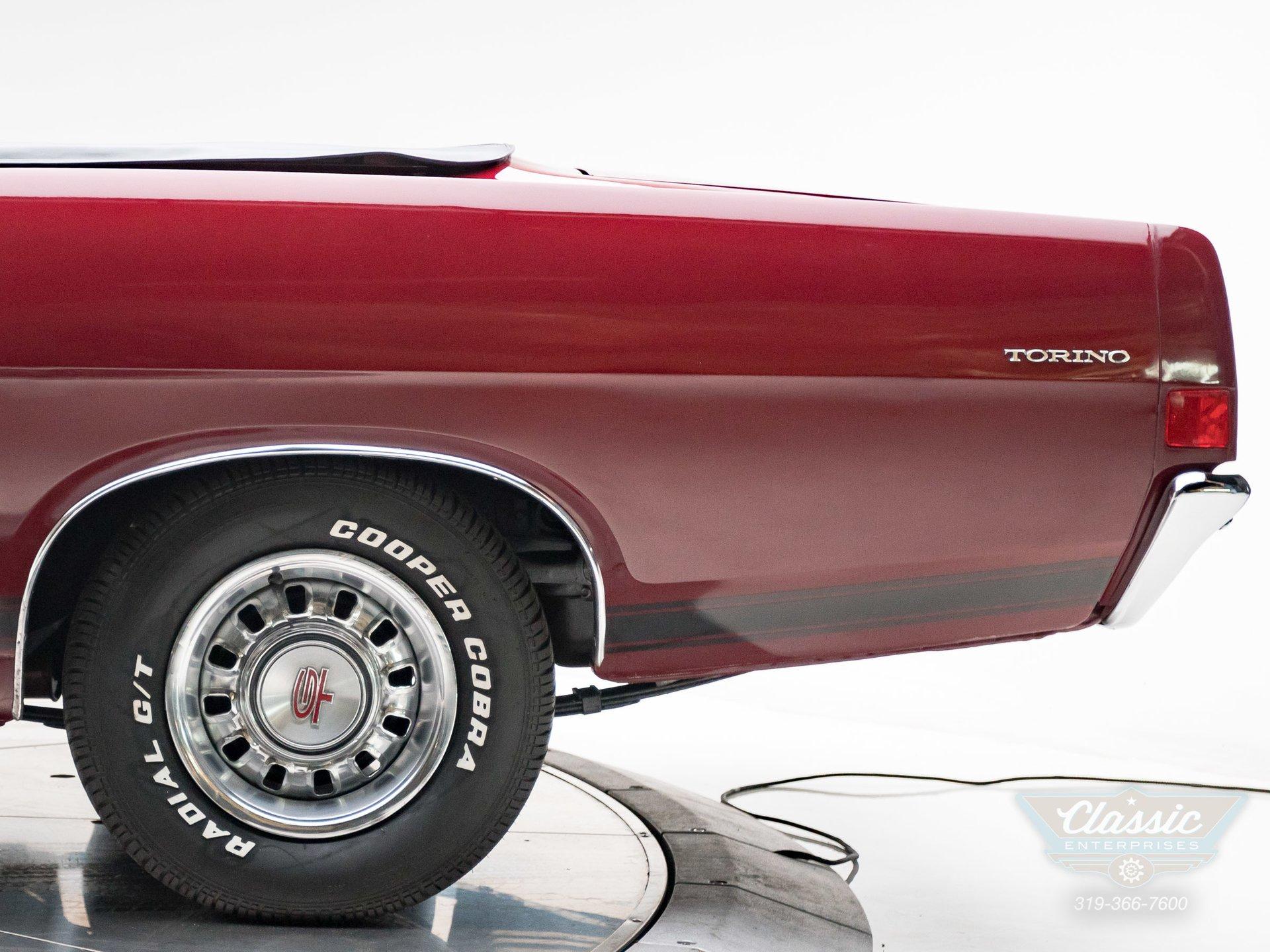 1968 Ford Torino | Duffy's Classic Cars