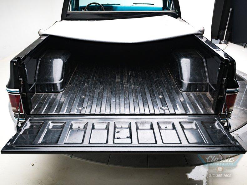 1978 Chevrolet Scottsdale 36
