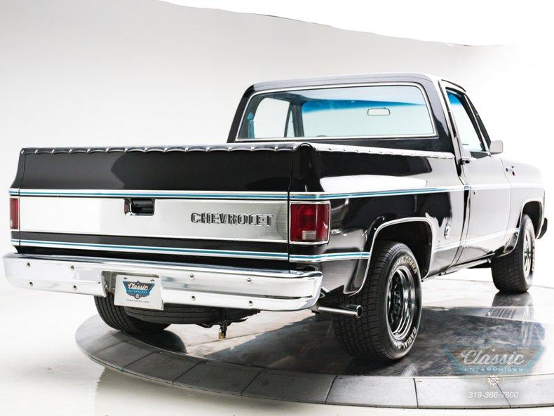 1978 Chevrolet Scottsdale 4