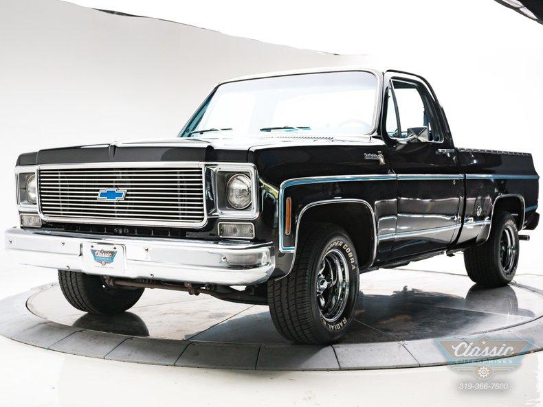 1978 Chevrolet Scottsdale 1