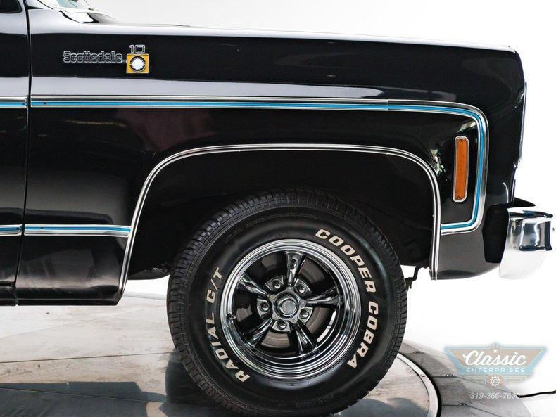 1978 Chevrolet Scottsdale 9