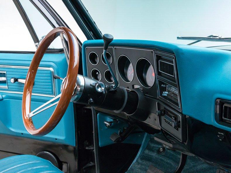1978 Chevrolet Scottsdale 29