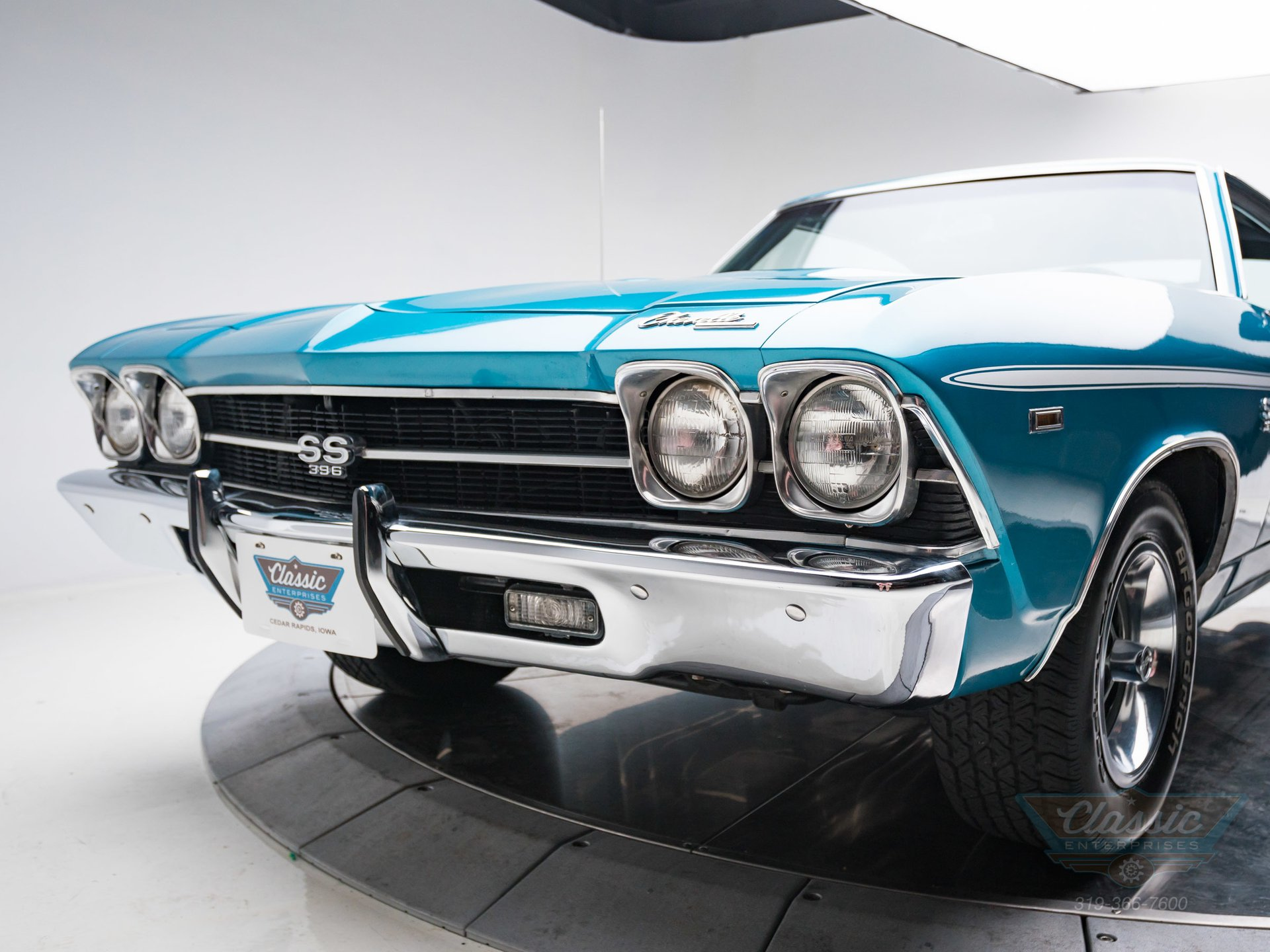 1969 Chevrolet Chevelle SS | Duffy's Classic Cars