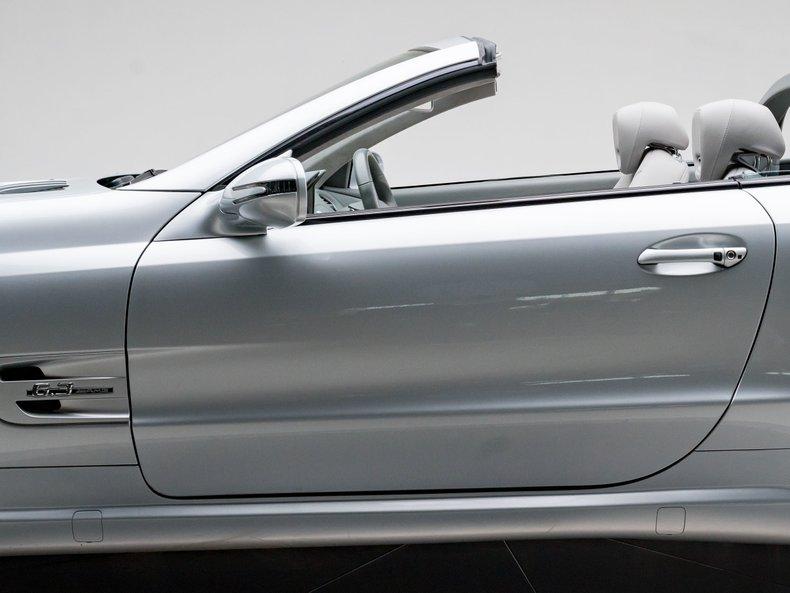 2009 Mercedes-Benz SL63 AMG 12