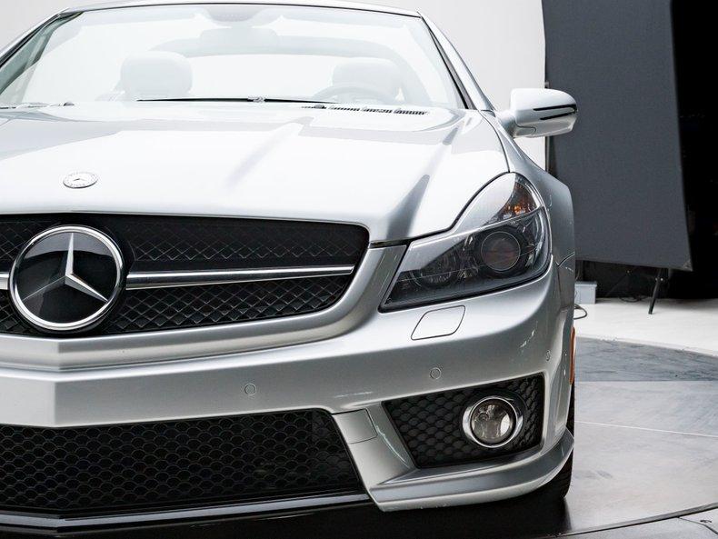 2009 Mercedes-Benz SL63 AMG 45