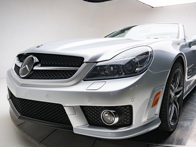 2009 Mercedes Benz Sl63 Amg 6 3l V8 7 Speed Automatic