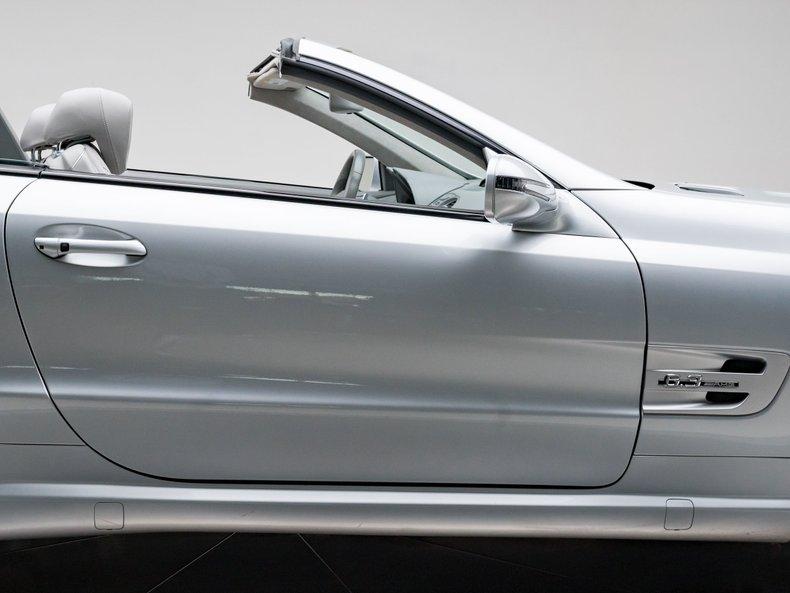 2009 Mercedes-Benz SL63 AMG 11