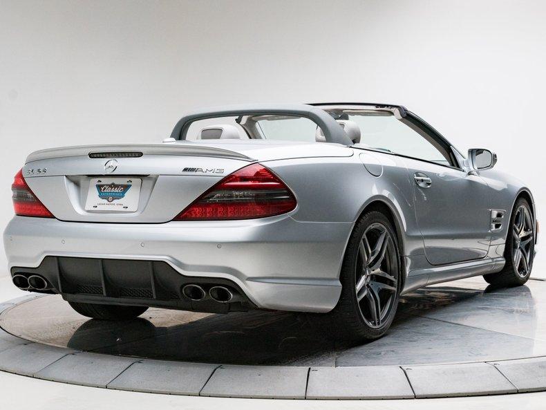 2009 Mercedes-Benz SL63 AMG 4