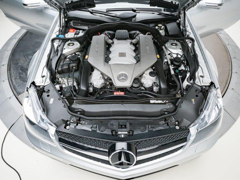 2009 Mercedes-Benz SL63 AMG 18