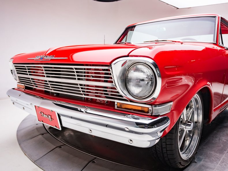 1962 Chevrolet Nova For Sale