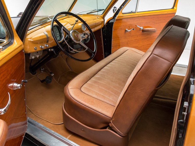 1949 Ford Custom 19