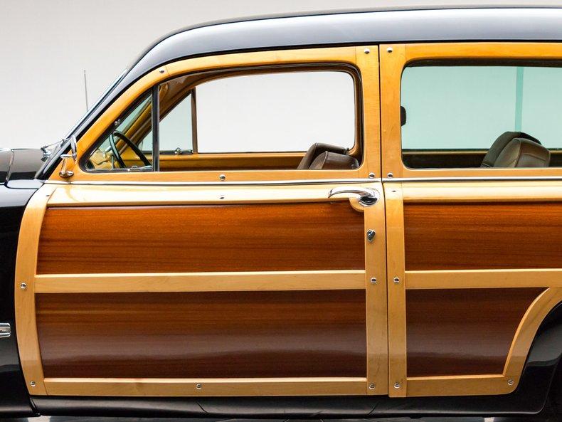 1949 Ford Custom 12