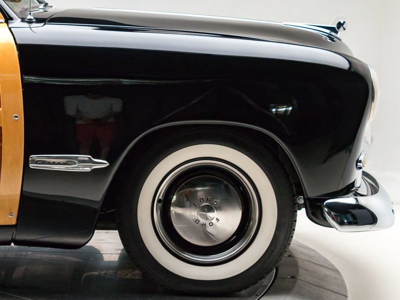 1949 Ford Custom 9