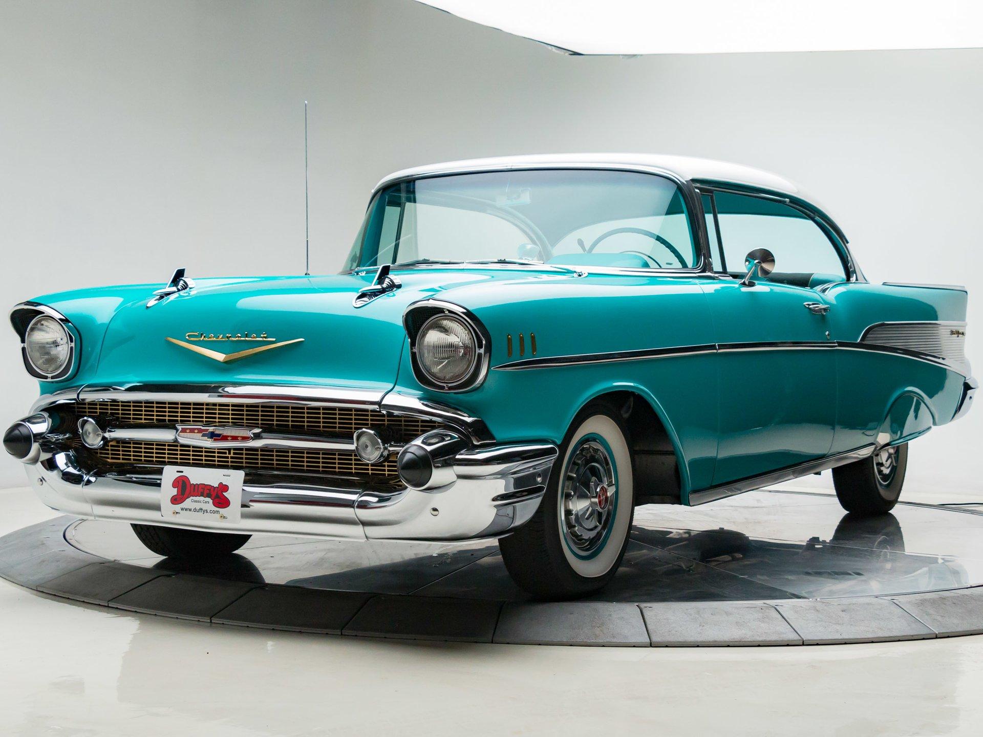1957 Chevrolet Bel Air Duffy S Classic Cars